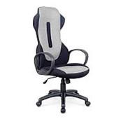 Кресло компьютерное Halmar RINGO (светло-бежево-черный) фото