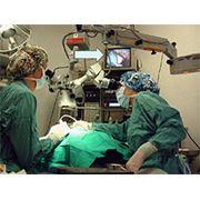 Офтальмология и микрохирургия глаза фото