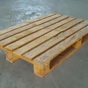 Поддоны деревянные 800x1200 мм фото