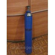 БАЛЛОН кислородный 10л.-45Д-150кгс/см² (14,7МПа) ГОСТ 949-73 Переосвидетельствованный фото