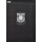 Блокнот клетка,Attache Selection,Dynasty обложка черн,A5 фото