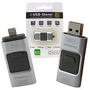 I-Flash Drive (i-USB-Storer, флешка для iPhone, IOS/Android/Windows) (8 Гб) фото