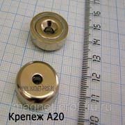 Магнитный крепеж/держатель A20 фото