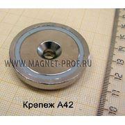 Магнитный крепеж/держатель A42 фото