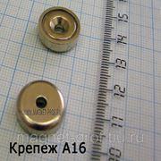 Магнитный крепеж/держатель А16 фото