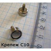 Магнитный крепеж/держатель С10 фото
