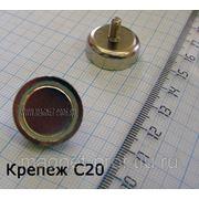 Магнитный крепеж/держатель С20 фото