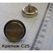 Магнитный крепеж/держатель С25 фото