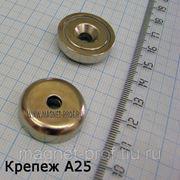 Магнитный крепеж/держатель A25 фото