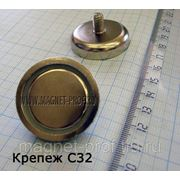 Магнитный крепеж/держатель С32 фото