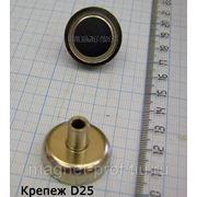 Магнитный крепеж/держатель D25 фото
