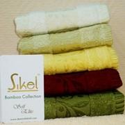 Салфетки махровые Bamboo Collection 30*50 см фото