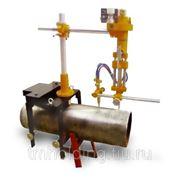 Газорезательная машина для вырезки отверстий в трубах CG2-800 фото