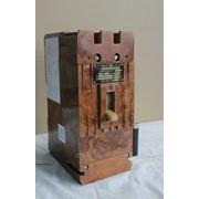 Автоматический выключатель А3728 фото