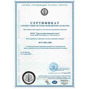 ГОСТ Р ИСО 9001-2008 фото