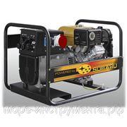 Генератор сварочный, бензиновый Robin-Subaru EB 6,5/400-W220R, 400 В, 6,5 кВт, ручной запуск, 92 кг фото