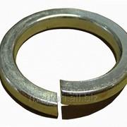Шайба пружинная ГОСТ 6402-70 для крепежа с размером резьбы от М 6 до М 30Номинальный диаметр 27 фото