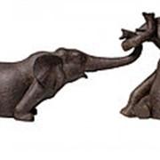 Статуэтка Elefant Zirkus, Слоны 54х22х18см. арт.31370 фото