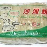 Лапша рисовая Ша Хе, 250 гр. фото