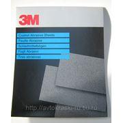 3М Wetordry Водостойкая абразивная бумага P280 01978 фото