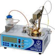 ТВЗ-ЛАБ-01 Аппарат для определения температуры вспышки в закрытом тигле фото