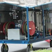 Передвижная маслозаправочная станция /установка (сокращенно - ПМС, МЗС, МЗУ) фото