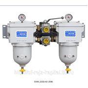 Топливный фильтр Сепар 2000/40/2/МВ (80 л/мин для АЗС) бензин фото