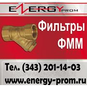 Фильтры магнитные муфтовые ФММ-25 фото