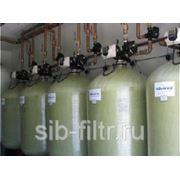 Водоподготовка, водоочистка, ВПУ (обезжелезивание/осветление воды) от 1 м3/час фото