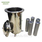 Фильтр для механической очистки воды от 3,5 до 80 м3/час фото
