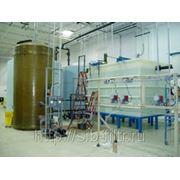 Установки очистки сточных вод от 1 до 500 м3/ч фото