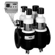 Фильтр для воды JUDO, магистральный, с автоматической обратной промывкой, Q=150 м3/час фото