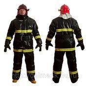 Боевая одежда пожарного БОП-3 Винилис-кожа А фото