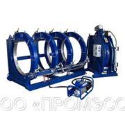Гидравлическая машина для стыковой сварки полиэтиленовых труб PT 800 фото
