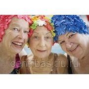 Группы оздоровительного плавания для пенсионеров, ветеранов, инвалидов фото