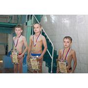 Приглашаем детей 6-7 лет для занятий прыжками в воду фото
