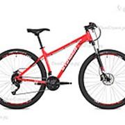 """Велосипед Stinger Zeta Std 29"""" (2018) Красный 18 ростовка фото"""