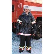 Боевая одежда пожарного БОП-3 Винилис-кожа С фото