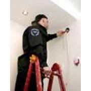 Монтаж охранной сигнализации в Астане фото