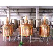 Пивоварня мощностью 200 литров в сутки фото