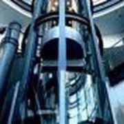 Лифты панорамные с прозрачными кабинами Лифт панорамный фото