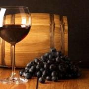 Концентрированное сусло красного винограда фото