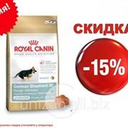 Сухой корм для собак Royal Canin German Shepherd 24 Adult 3 кг фото