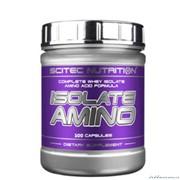 Аминокислотный комплекс Scitec Isolate Amino 500 капсул фото