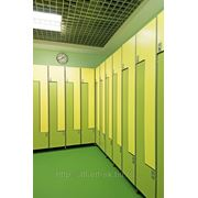 Шкафы для фитнес клубов фото