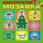 Корвет КОНСТРУКТОР «МОЗАИКА» (3-12 лет) арт. КР18658 фото