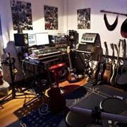 Сведение музыки, услуги студий звукозаписи фото