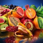 Составление фруктовых композиций фото