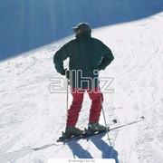 Аренда, прокат лыж фото