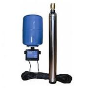 Система автоматизированного водоснабжения Водомет ПРОФ 125/125 Ч (Частотник) фото